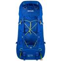 Turistický ruksak REGATTA Blackfell 2 60+10 OxfBlu/LimeZ