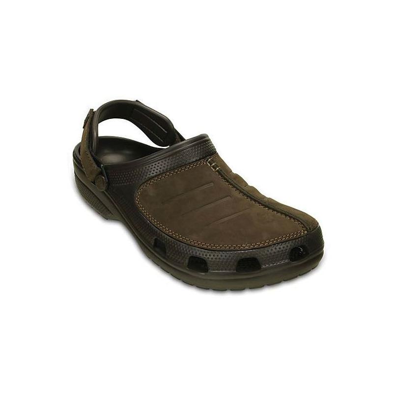 1c039eed9 Rekreačná obuv CROCS-Yukon Mesa Clog - Espresso Espresso - Obuv značky Crocs  v