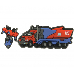 CROCS-Jibbitz -TRM Optimus Prime 2 Pck - Card