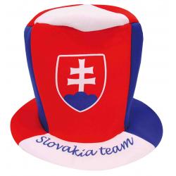 Fan klobúk SPORTTEAM KLOBÚK VLAJKOVÝ SR1