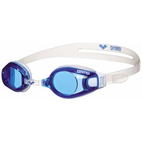 Juniorské plavecké okuliare ARENA-Zoom X-Fit blue-clear-clear