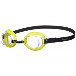 Juniorské plavecké okuliare ARENA Bubble 3 Jr. čirá-žlutá-černá