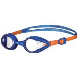Juniorské plavecké okuliare ARENA Sprint Jr. čirá-modrá-mango