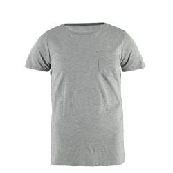 Pánske tričko s krátkym rukávom BRUNOTTI-Alonte N Men T-shirt-Grey light