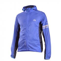 Pánska bežecká bunda NORTHFINDER-NOLAN blue