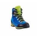 Pánska turistická obuv vysoká KAYLAND-TITAN ROCK GTX COBALT LIME/KRK - Pánska turistická obuv značky Kayland, ktorá poskytuje pohodlie a stabilitu.