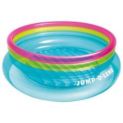 Bazén KOOPMAN-Nafukovací trampolina, max zatížení 54kg 203X69CM