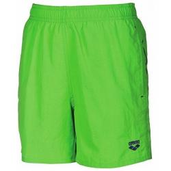 Chlapčenské plavky ARENA-Fundamentals embroidery Jr. box green-blue