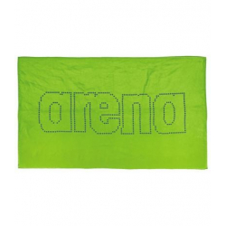 Športový uterák ARENA-Haiti limetková zelená-modrá
