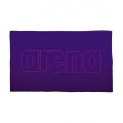 Športový uterák ARENA-Haiti modrá-řůžová