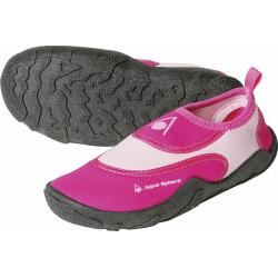 Detská obuv do vody AQUALUNG BEACHWALKER KID pink