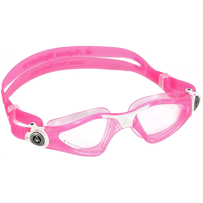 Juniorské plavecké okuliare AQUA SPHERE KAYENNE JUNIOR clear lens - Plavecké  okuliare značky Aqualung s kvalitnými 19eb5e2f024