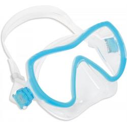 Potápačská maska AQUALUNG Visionflex midi LX aqua
