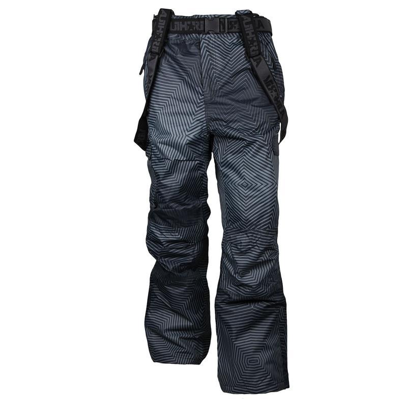 a323aee15f19 Pánske snowboardové nohavice AUTHORITY-TRACERY M -