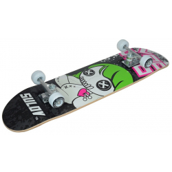 "Skateboard SULOV TOP 31""x8, VOODOO 65kg TRL"