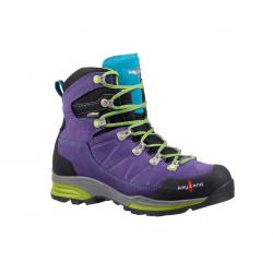 Dámska turistická obuv vysoká KAYLAND TITAN ROCK W´S GTX LILAC/ LIME