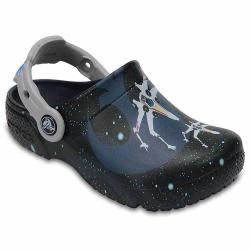 Chlapčenská rekreačná obuv CROCS-CrocsFunLab Star Wars - Navy