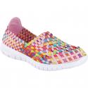 Dámska rekreačná obuv AUTHORITY-Wowy II pink - Dámska rekreačná obuv značky Authority v modernom dizajne.