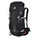 Turistický ruksak HANNAH-Arrow 45 anthracite - Jednokomorový batoh pre vysokohorskú turistiku značky Hannah, vhodný napríklad aj pre ferraty.