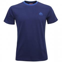Tréningové tričko s krátkym rukávom KAPPA AUTHENTIC ESSOR-Blue