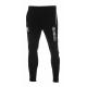 Pánske futbalové nohavice MEVA PANTS CANADA-Black - Pánske nohavice značky Meva.
