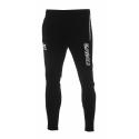 Pánske futbalové nohavice MEVA PANTS CANADA-Black