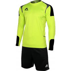 Pánsky futbalový set oblečenia MEVA Set SANTIAGO - Yellow