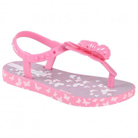 Dievčenské žabky (plážová obuv) IPANEMA-Charm Sandal IV Kids