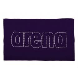 Športový uterák ARENA-Haiti čierna
