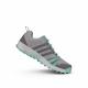 ADIDAS-TRACEROCKER W ICEPUR/CHSOGR/EASGRN - Dámska turistická obuv značky adidas špeciálne prispôsobená ženským nohám.