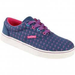 Dámska rekreačná obuv AUTHORITY-Vany pink
