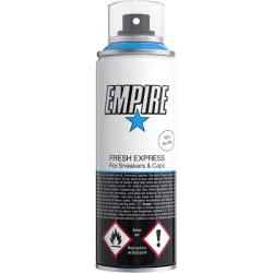 Ošetrovací prípravok na obuv EMPIRE Fresh Express 200 ml