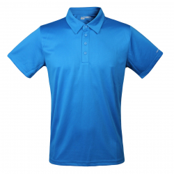 Pánske tréningové tričko s krátkym rukáv AUTHORITY-DRYMEREO blue