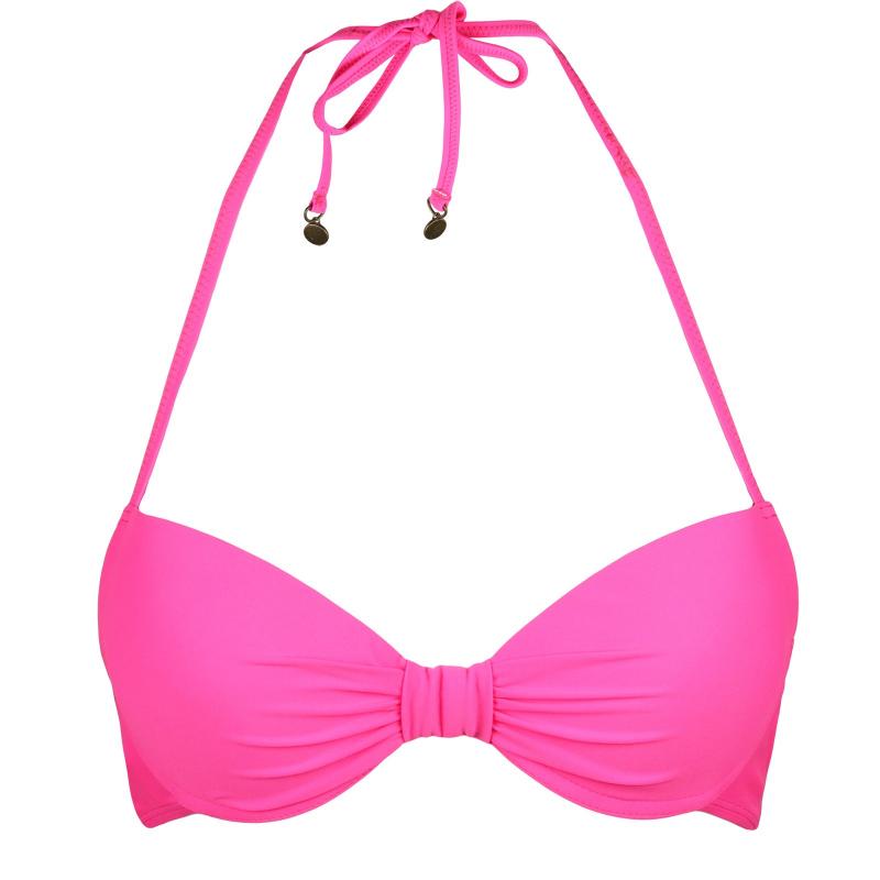 7a20f8310e0 Dámske plavky vrchný diel AUTHORITY-PLAMENY TOP pink