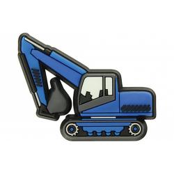 CROCS-Jibbitz -Crane Truck