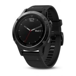 Športové hodinky GARMIN FÉNIX 5 Sapphire, Black