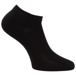 AUTHORITY-ANKLE SOCK 2 PACK BLACK