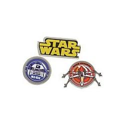 CROCS-Jibbitz- Star Wars Classic 3 Pack