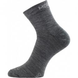 Turistické ponožky LASTING WHO 800 GREY