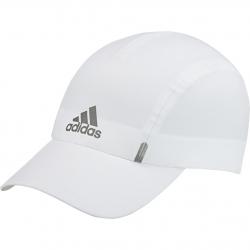 Bežecká šiltovka ADIDAS-RUNNING CAP WHITE