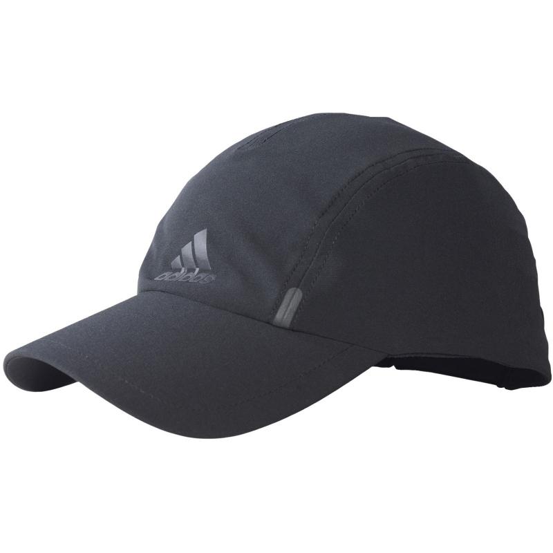 09744cd8c Bežecká šiltovka ADIDAS-RUNNING CAP BLACK - Unisex bežecká šiltovka značky  adidas vyrobená z materiálu