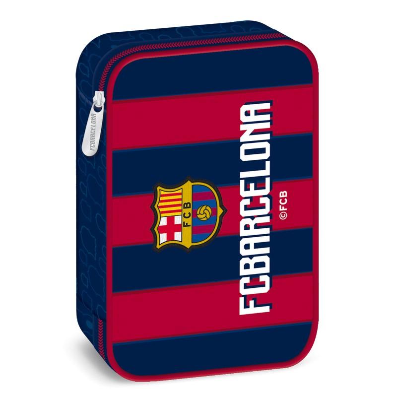 a079b57563ed8 Peračník FC BARCELONA-FCB COL Peračník 1zip. Poschodový MIR - Peračník vo  farbách futbalového