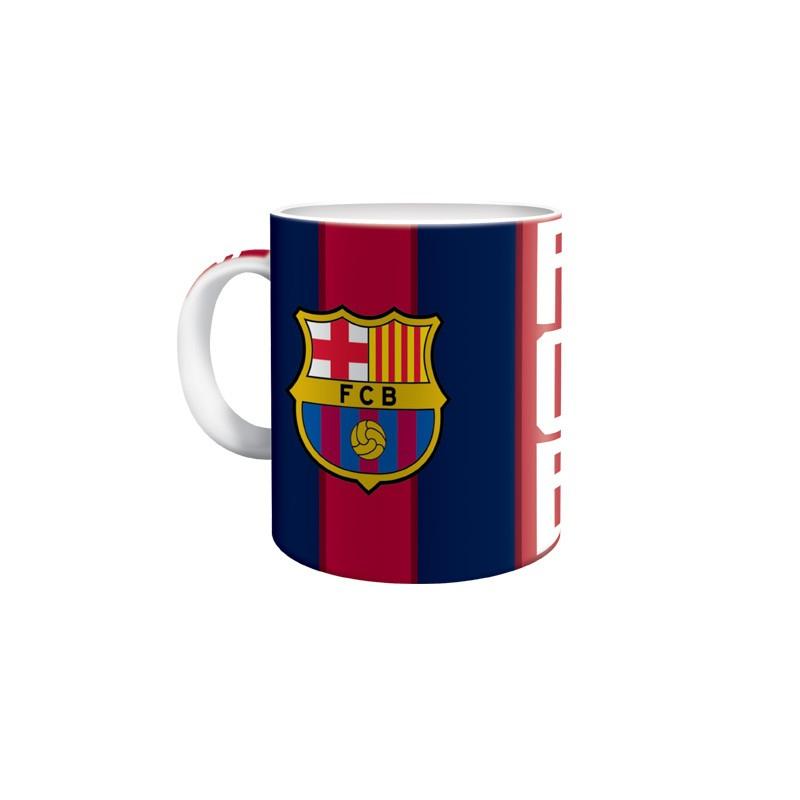 0255c9a2b8f6e Hrnček FC BARCELONA-FCB COL Šálka 246 2017 MIR - Šálka vo farbách a s logom