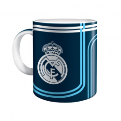 Hrnček REAL MADRID REAL modrá Šálka 246 modrá MIR