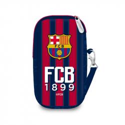 Peračník FC BARCELONA FCB COL Púzdro na mobil 292 MIR