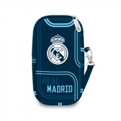 Peračník REAL MADRID RMA BL/WH Púzdro na mobil 292 MIR
