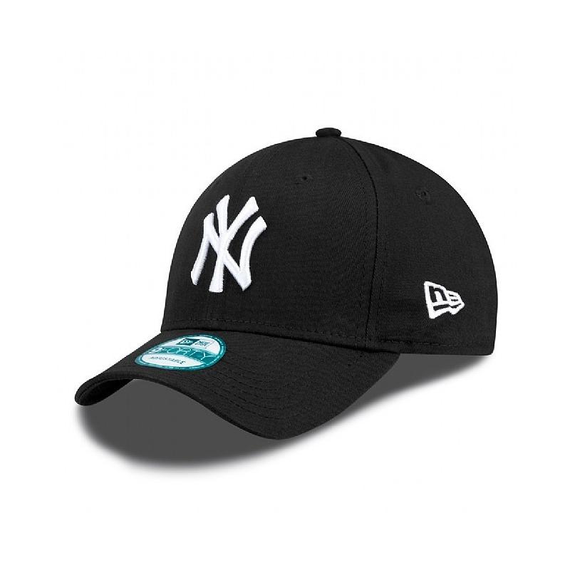 10616bb3a NEW ERA-940 MBL BASIC NY Yankees Black/White NOS | EXIsport Eshop