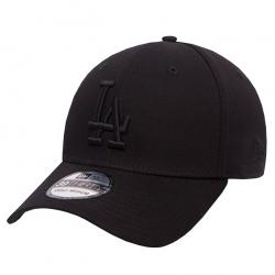 Pánska šiltovka NEW ERA-3930 MLB League Essential LA DODGERS BLACK/BLACK NOS
