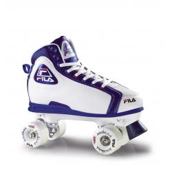 4-kolieskové korčule FILA SKATES-SMASH WHITE/BLUE