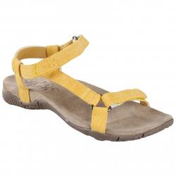 Dámska módna obuv AUTHORITY-Sirana Yellow